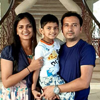 Jaiprakash Family